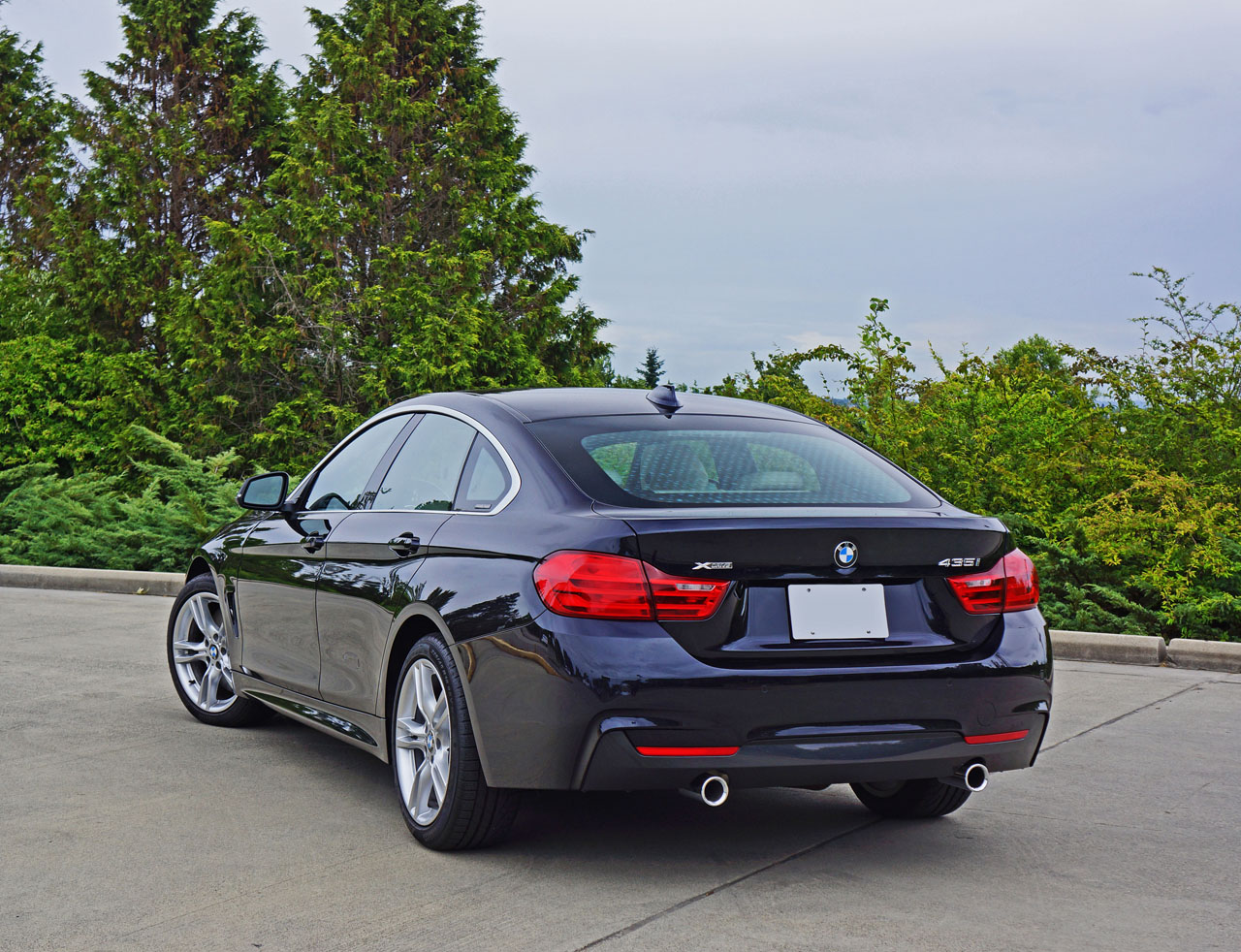 2015 bmw 435i xdrive gran coupe road test review. Black Bedroom Furniture Sets. Home Design Ideas