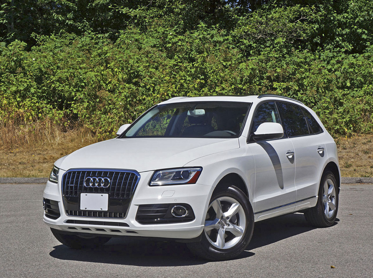 2015 audi q5 3 0 tdi quattro road test review carcostcanada. Black Bedroom Furniture Sets. Home Design Ideas