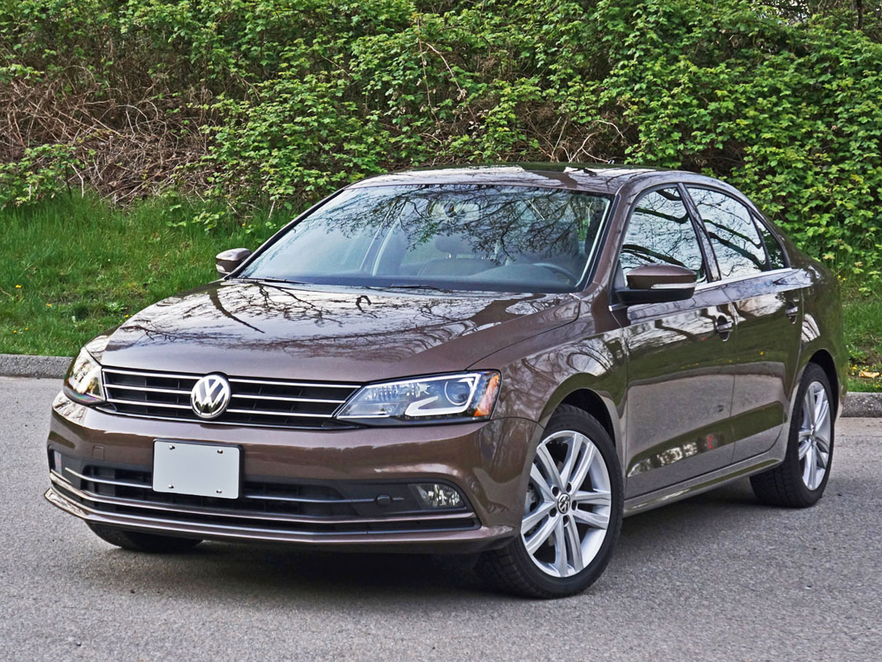 volkswagen jetta tdi highline road test review carcostcanada