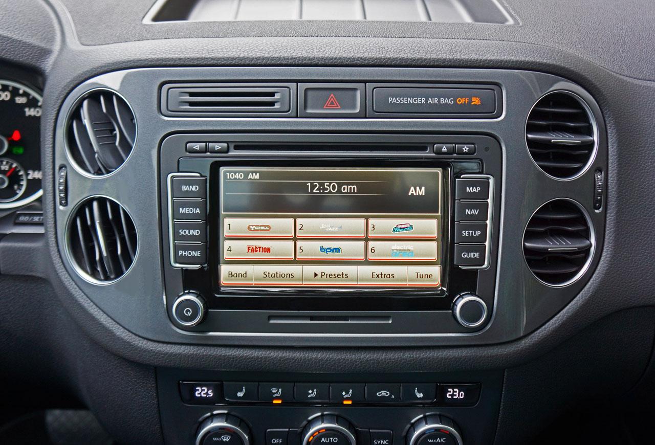 2015 Volkswagen Tiguan 2 0 TSI 4Motion Comfortline Road Test Review