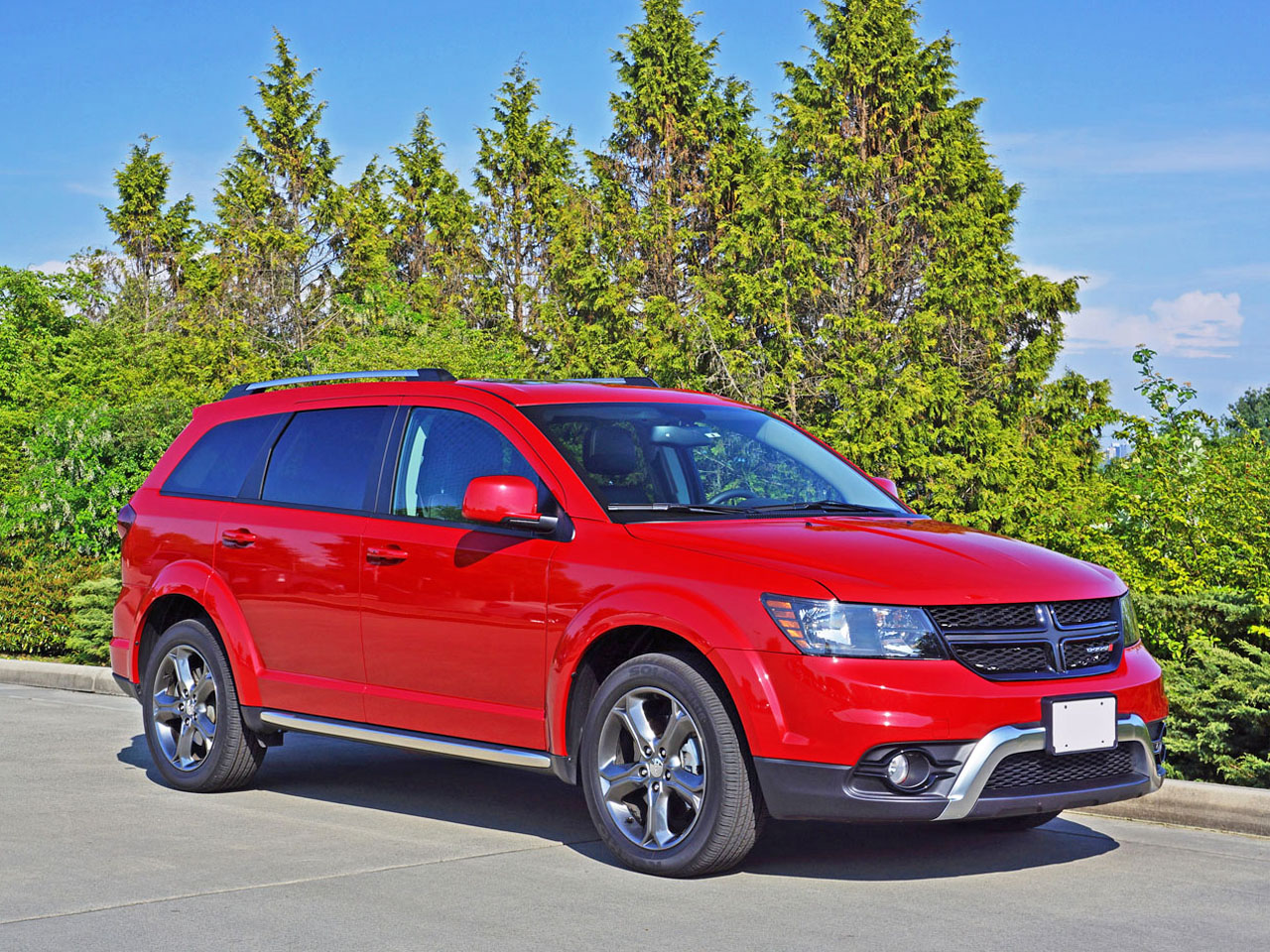 2015 dodge journey crossroad v6 awd road test review carcostcanada. Black Bedroom Furniture Sets. Home Design Ideas