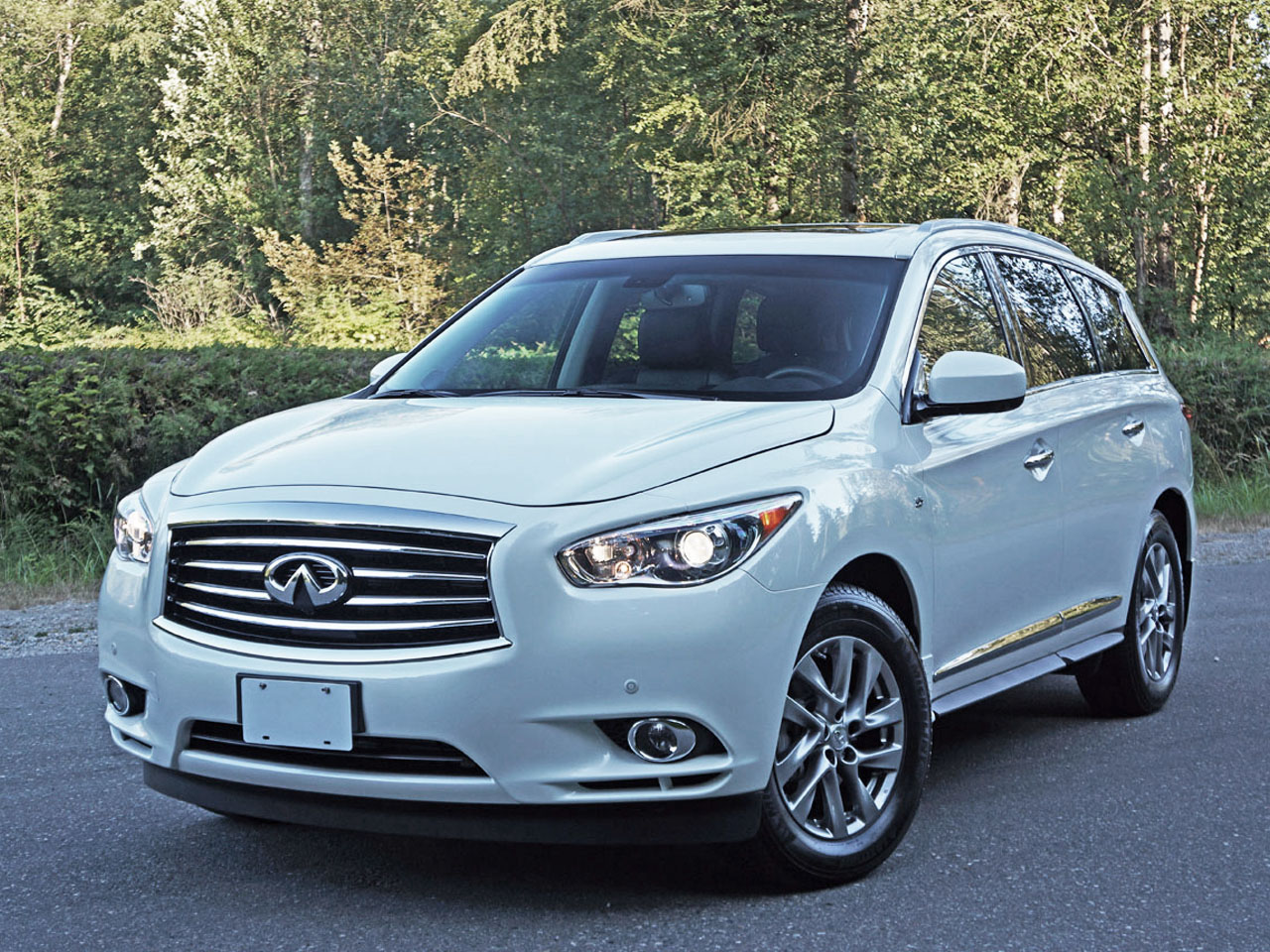 Infiniti QX AWD Road Test Review CarCostCanada - Infiniti qx60 invoice
