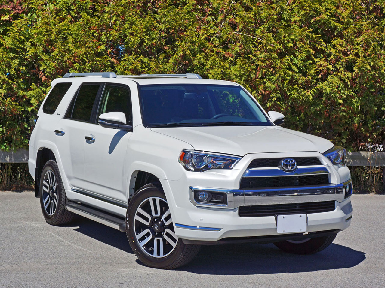 2015 toyota 4runner limited road test review | carcostcanada