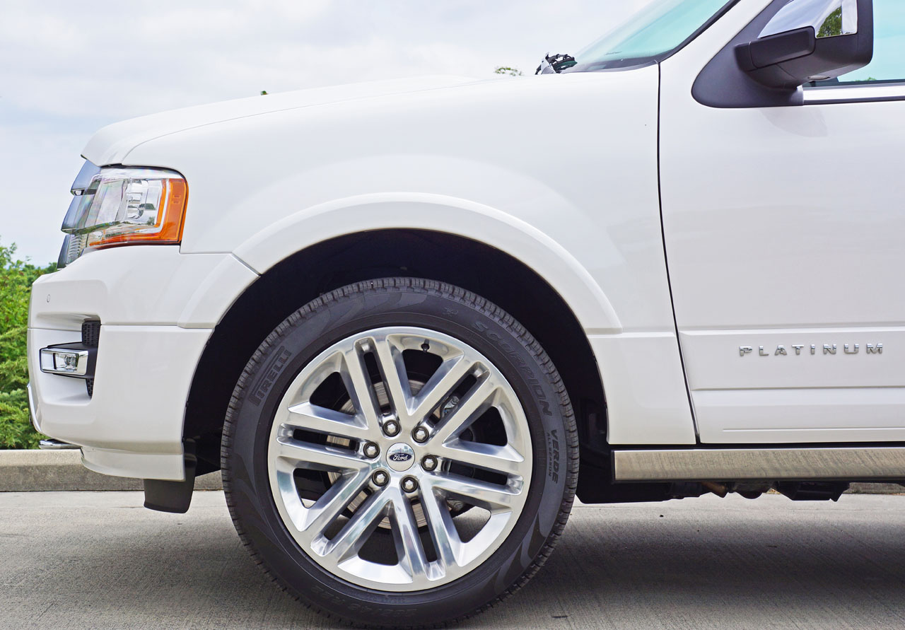 2015 Ford Expedition Platinum Road Test Review Carcostcanada 97 Wiperscolum Switch Thy Still Run Theres No Better Example Of Change In Todays Automotive Segment Than Within The Full Size Sport Utility And Im Not