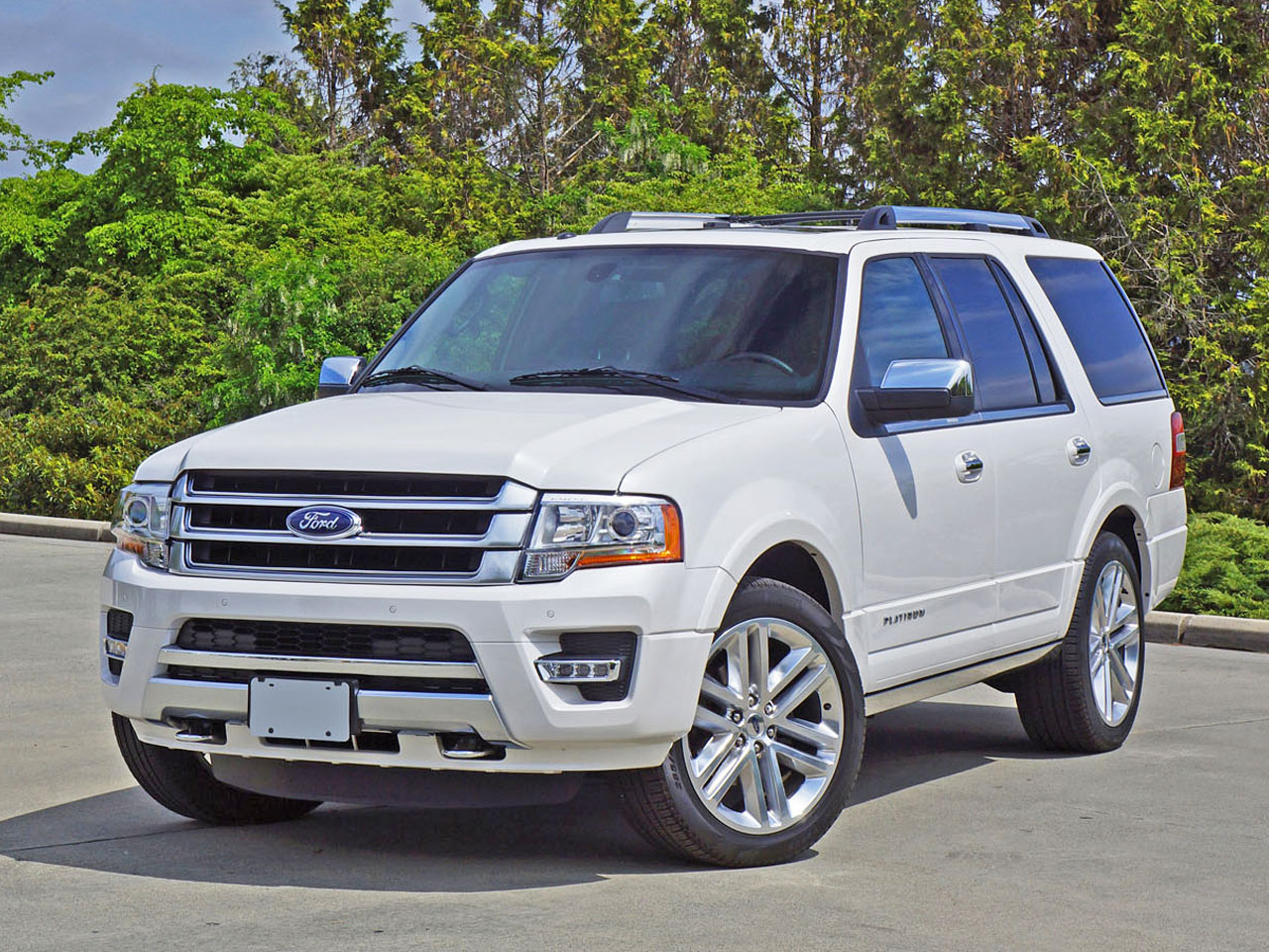 2015 ford expedition platinum road test review carcostcanada