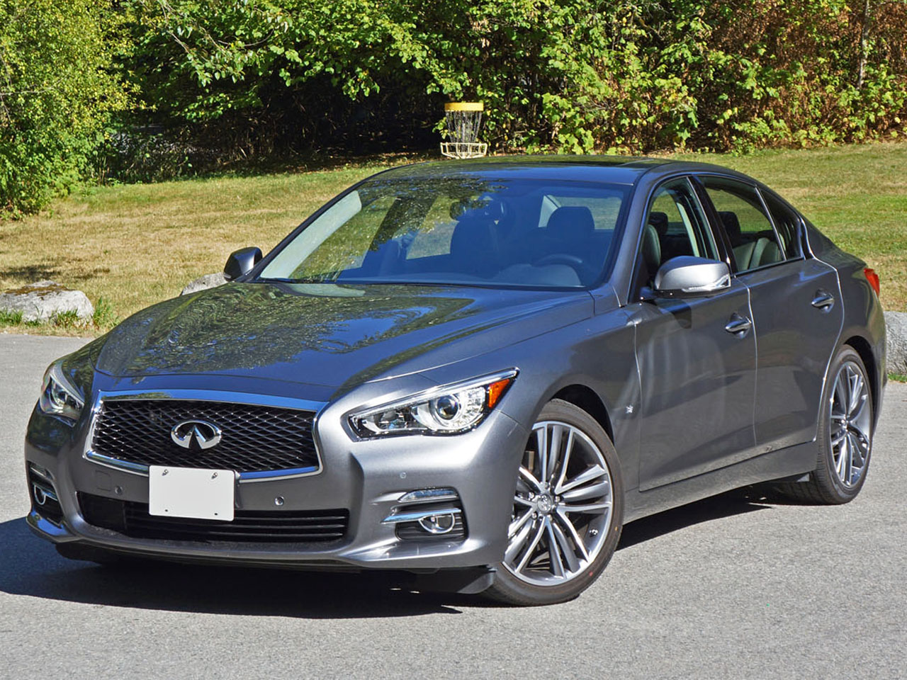Infiniti Q AWD Limited Edition Road Test Review - Infiniti q50 invoice price