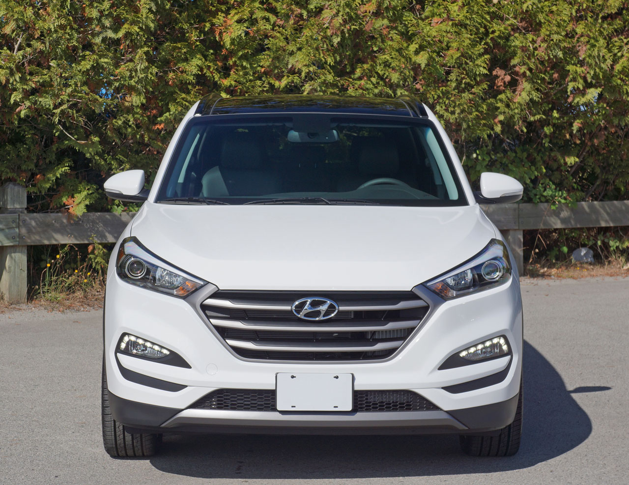 2016 hyundai tucson 1 6t limited awd road test review carcostcanada. Black Bedroom Furniture Sets. Home Design Ideas