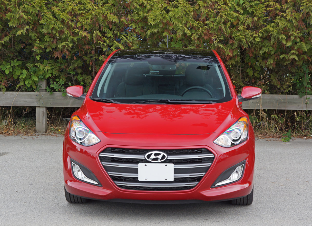 2016 Hyundai Elantra Gt Limited Road Test Review