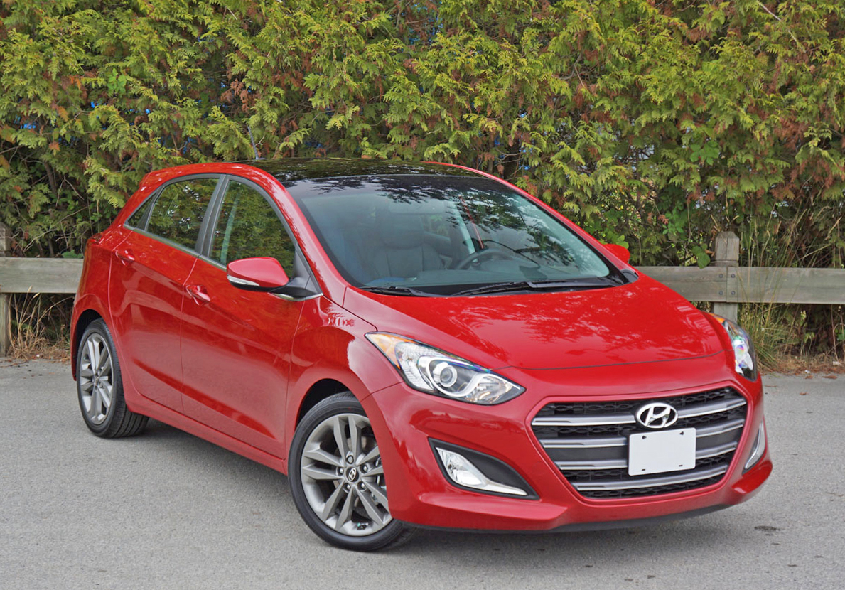 2016 Hyundai Elantra Gt Limited Road Test Review