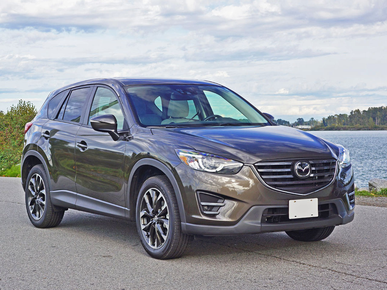 2016 Mazda Cx 5 Gt Awd Road Test Review