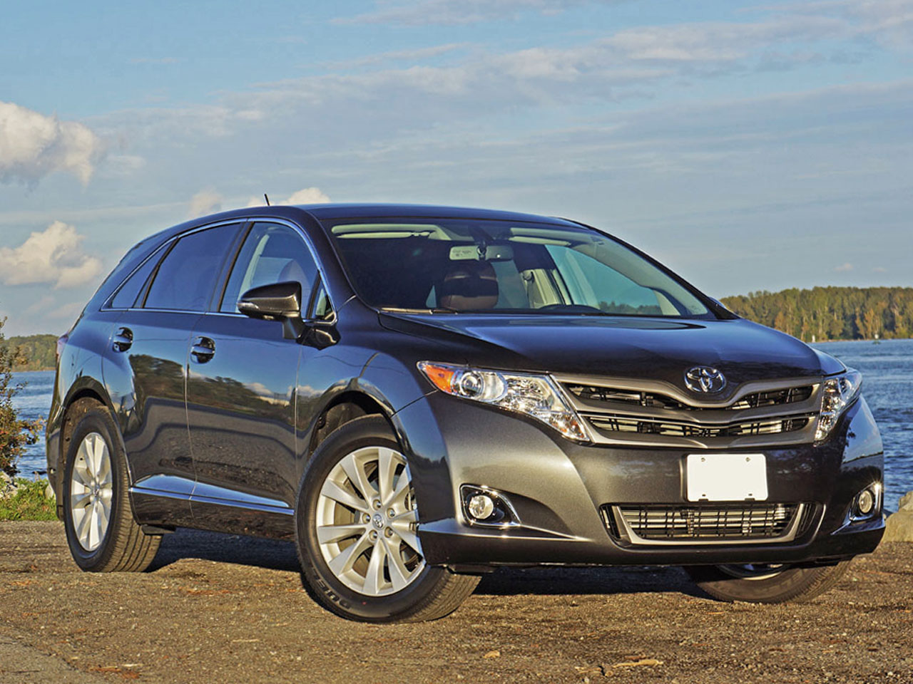 2016 Toyota Venza Awd Xle Redwood Edition Road Test Review