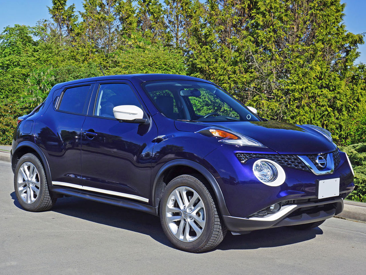 2015 nissan juke sl awd road test review carcostcanada. Black Bedroom Furniture Sets. Home Design Ideas