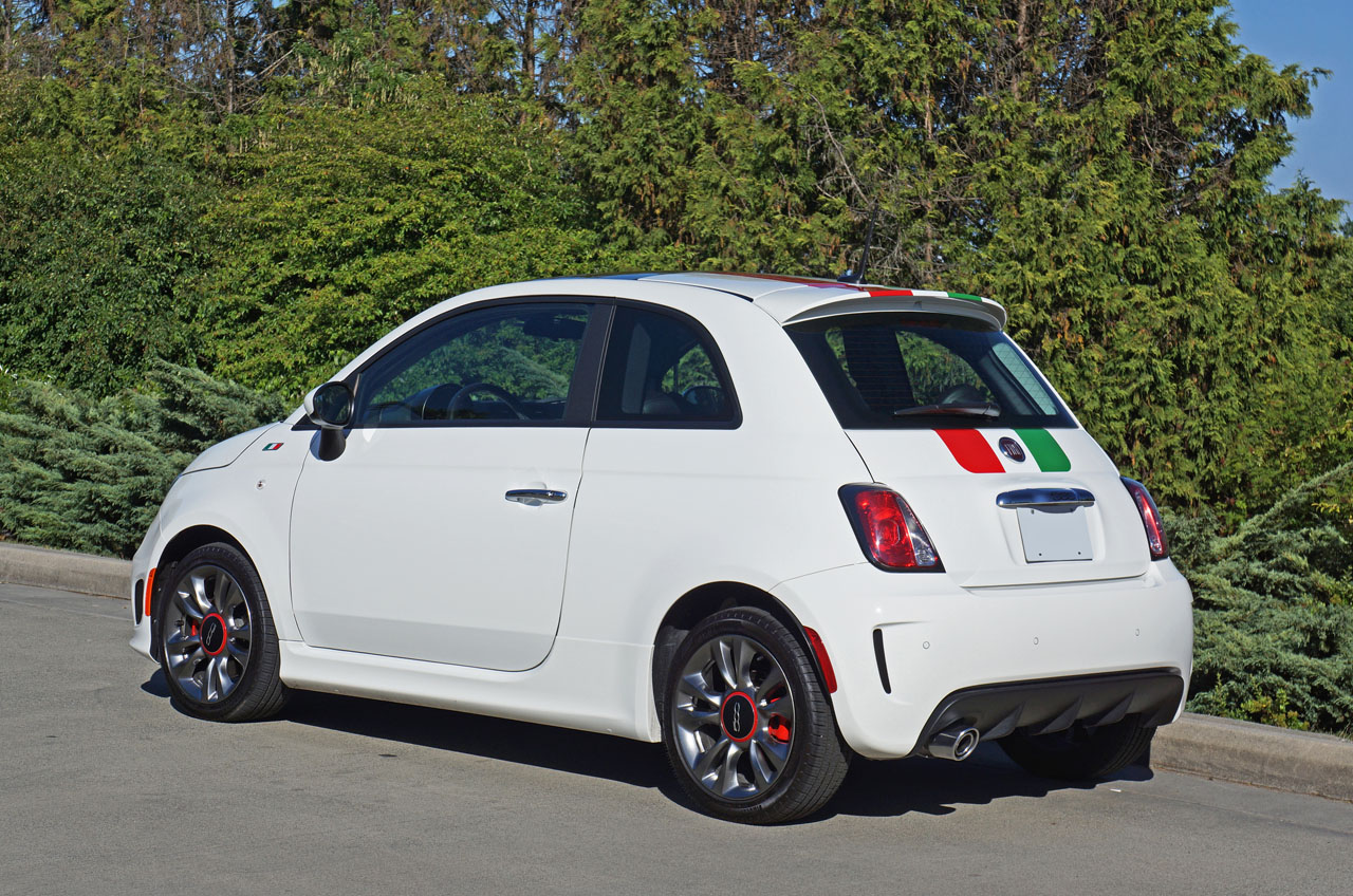 2015 fiat 500 turbo road test review carcostcanada. Black Bedroom Furniture Sets. Home Design Ideas
