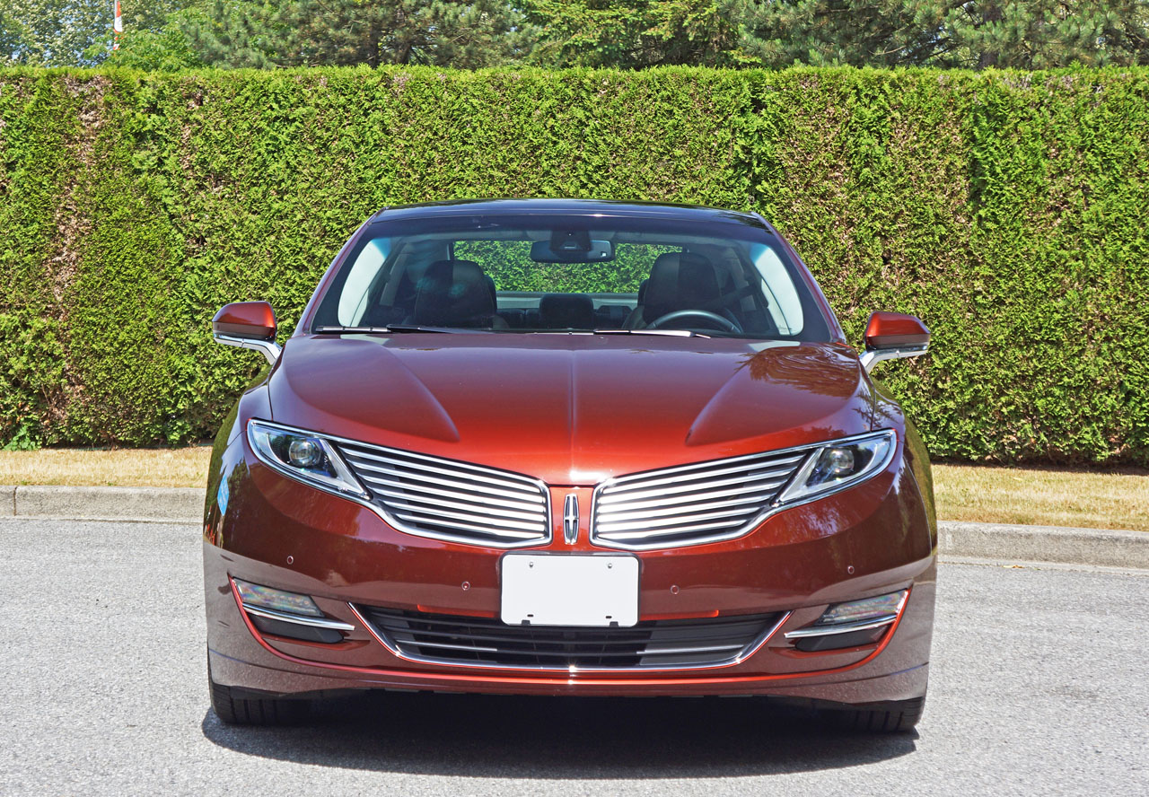 2017 Lincoln Mkz Hybrid Road Test Review