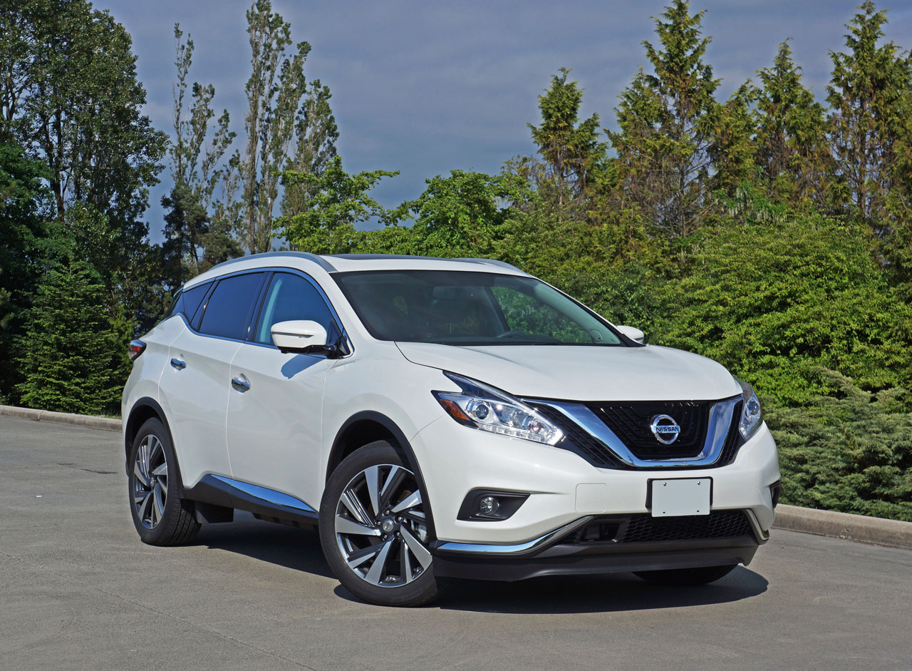 2015 nissan murano platinum road test review carcostcanada. Black Bedroom Furniture Sets. Home Design Ideas