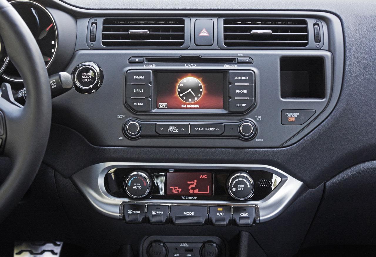 2015 Kia Rio 5-Door SX Road Test Review | CarCostCanada™