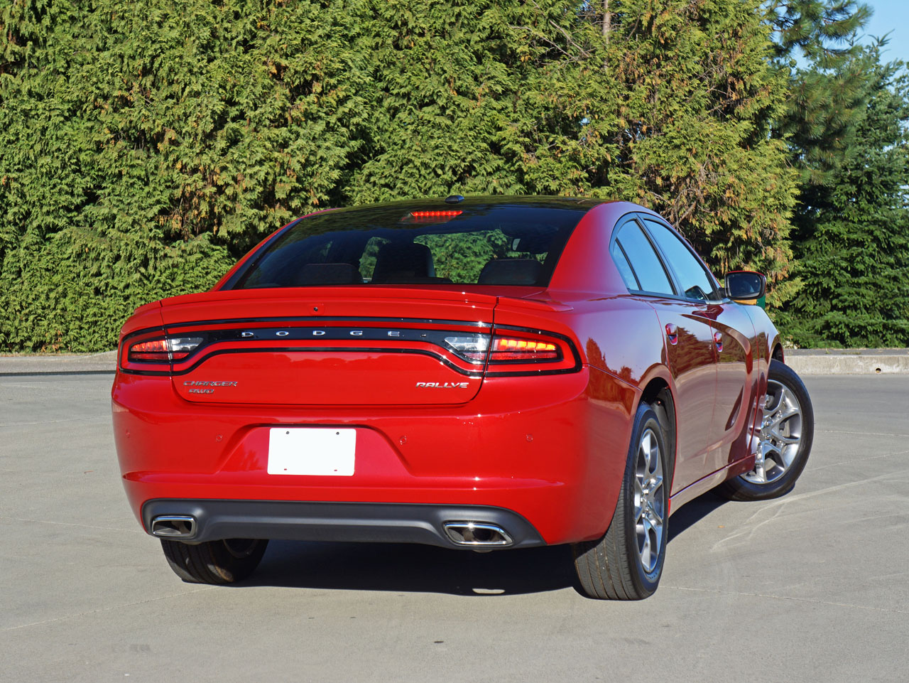 For 2017 Dodge Has Given Its Full Size Charger Sport Sedan Such A Significant Mid Cycle Refresh That It Might As Well Be Complete