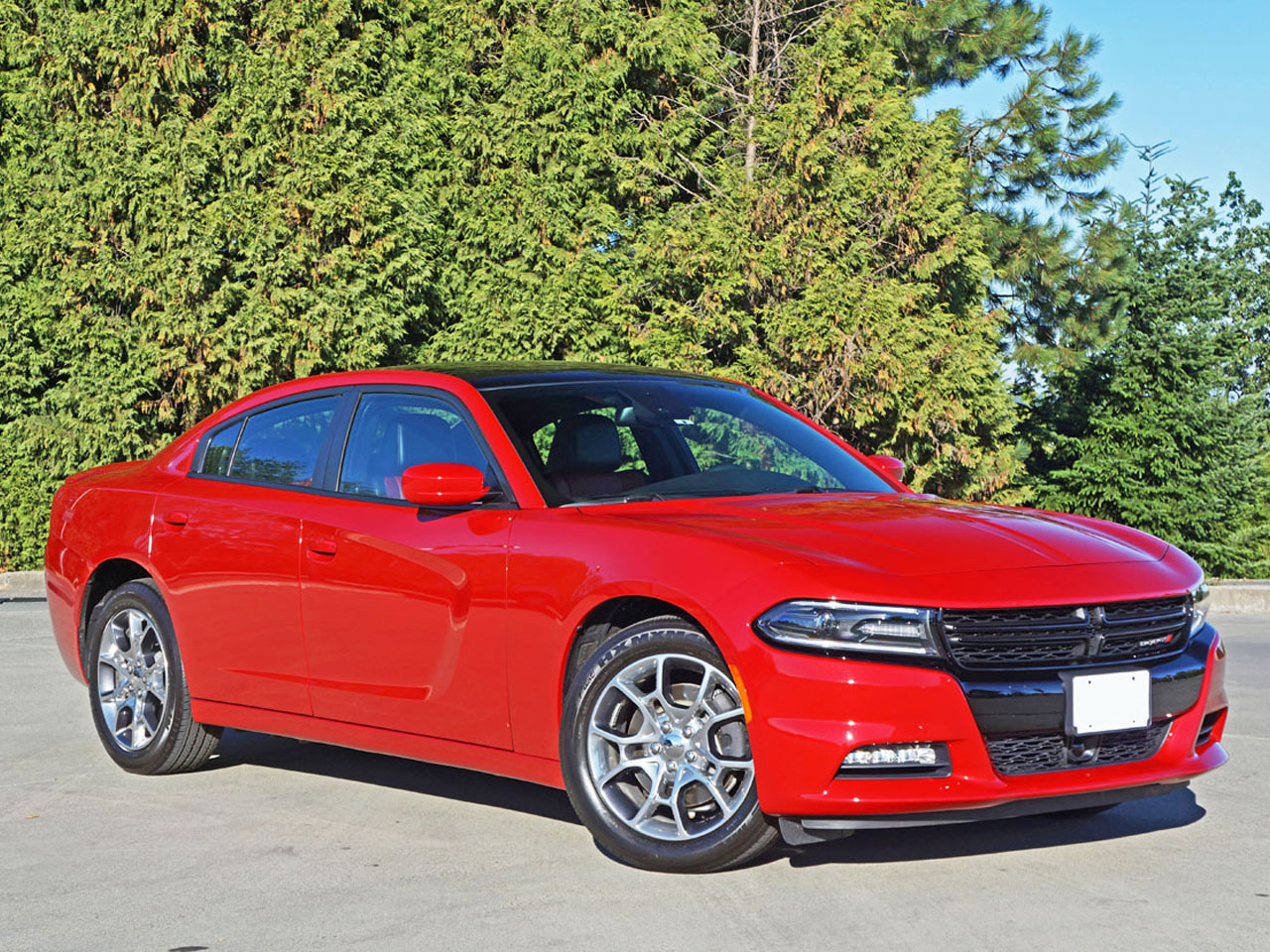 2017 Dodge Charger Sxt Plus Rallye Awd Road Test Review