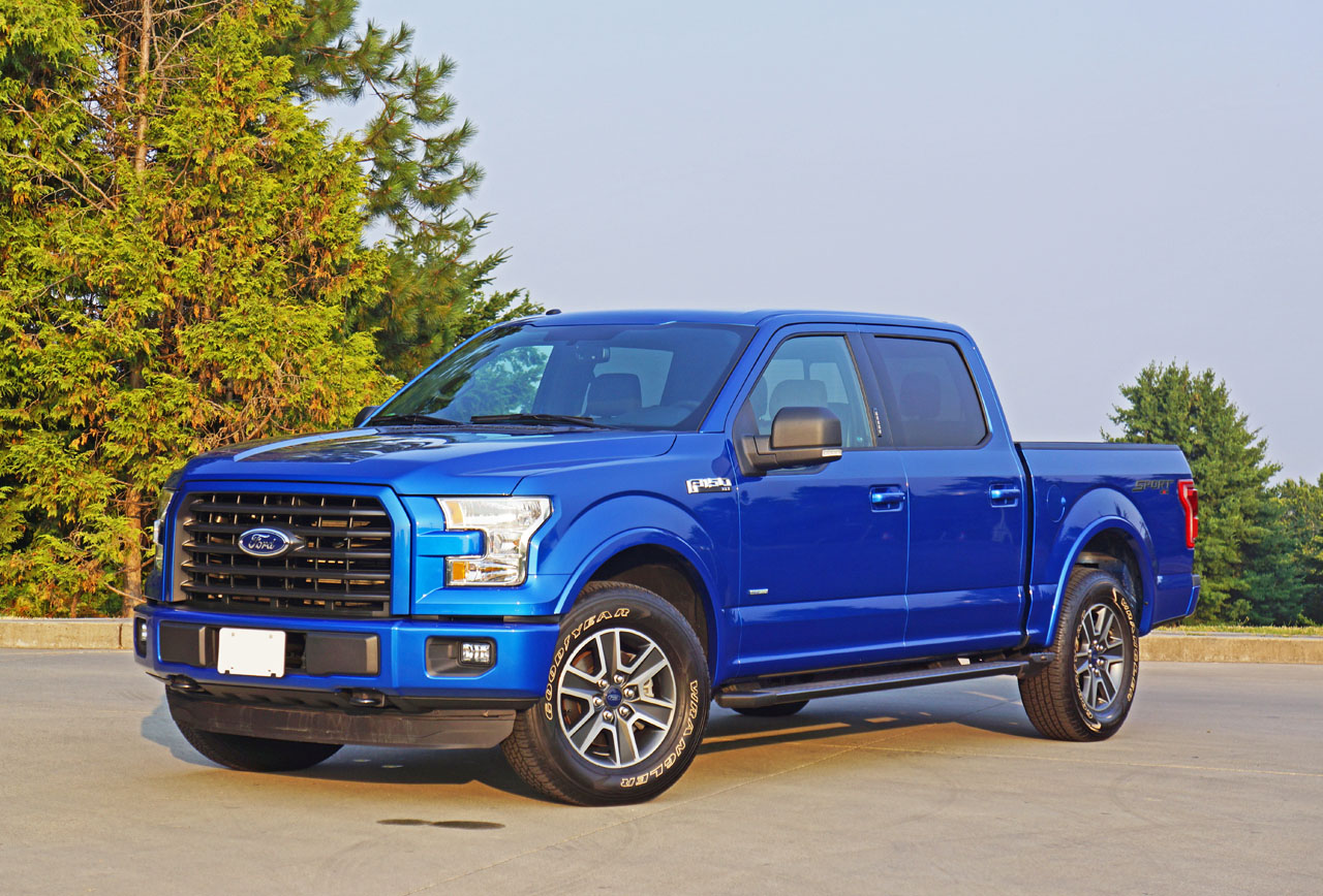 2015 ford f 150 xlt sport supercrew 2 7 ecoboost 4x4 road test review carcostcanada. Black Bedroom Furniture Sets. Home Design Ideas