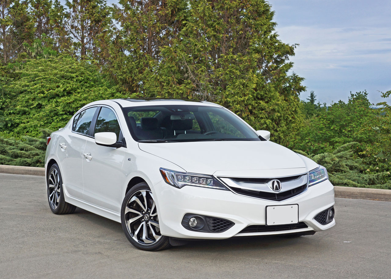 2016 Acura ILX A-Spec Road Test Review | CarCostCanada