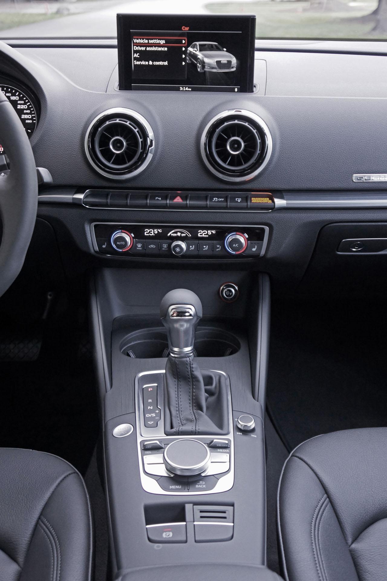 2016 Audi A3 2 0 TFSI Quattro Technik Road Test Review
