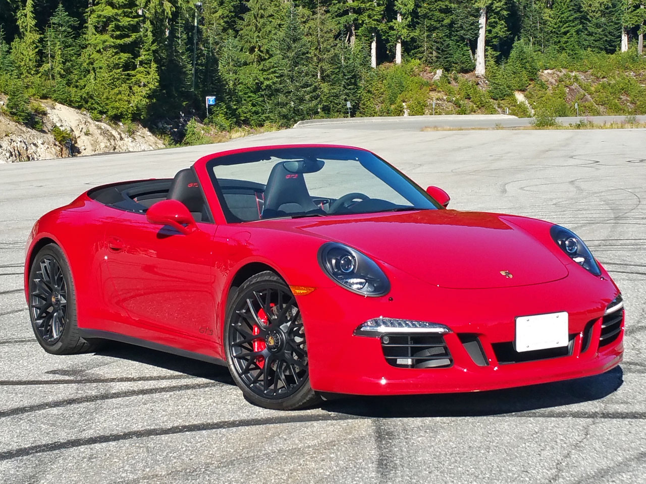 2015 Porsche 911 Carrera 4 Gts Cabriolet Road Test Review