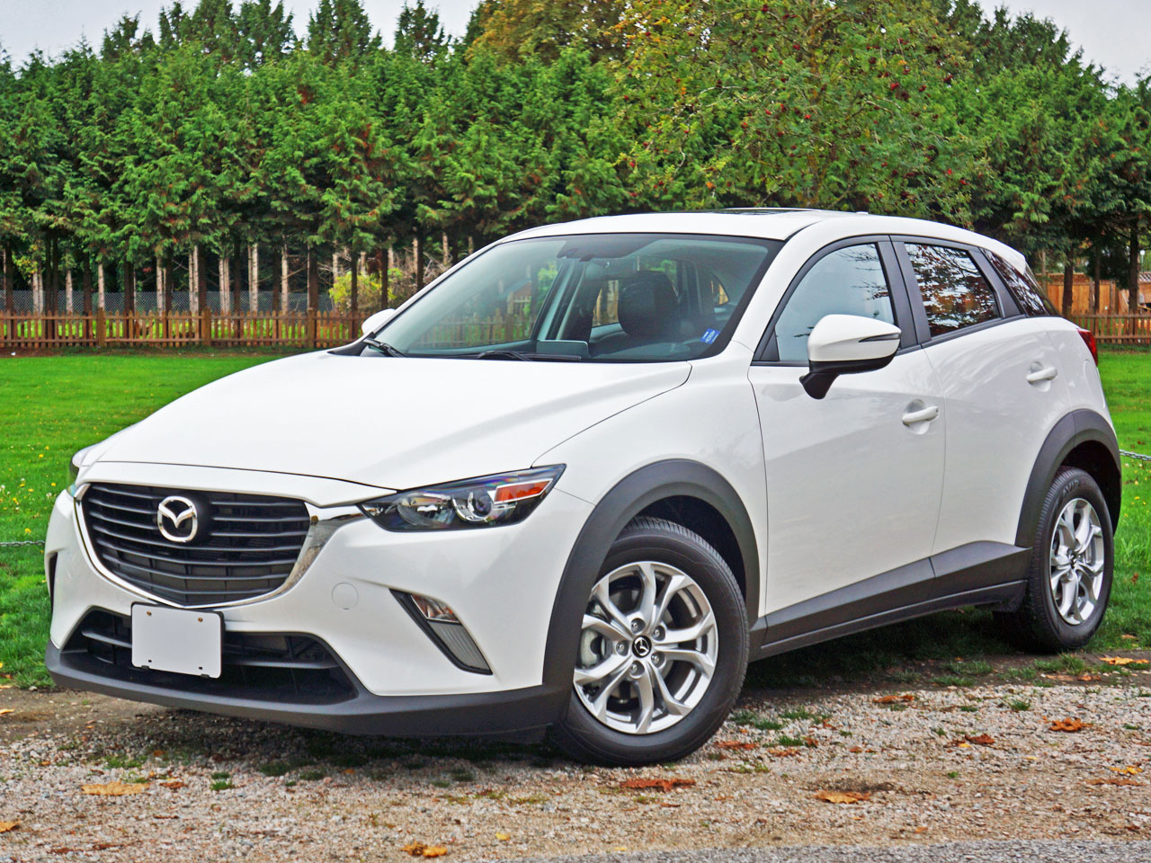 2016 Mazda Cx 3 Gs Road Test Review