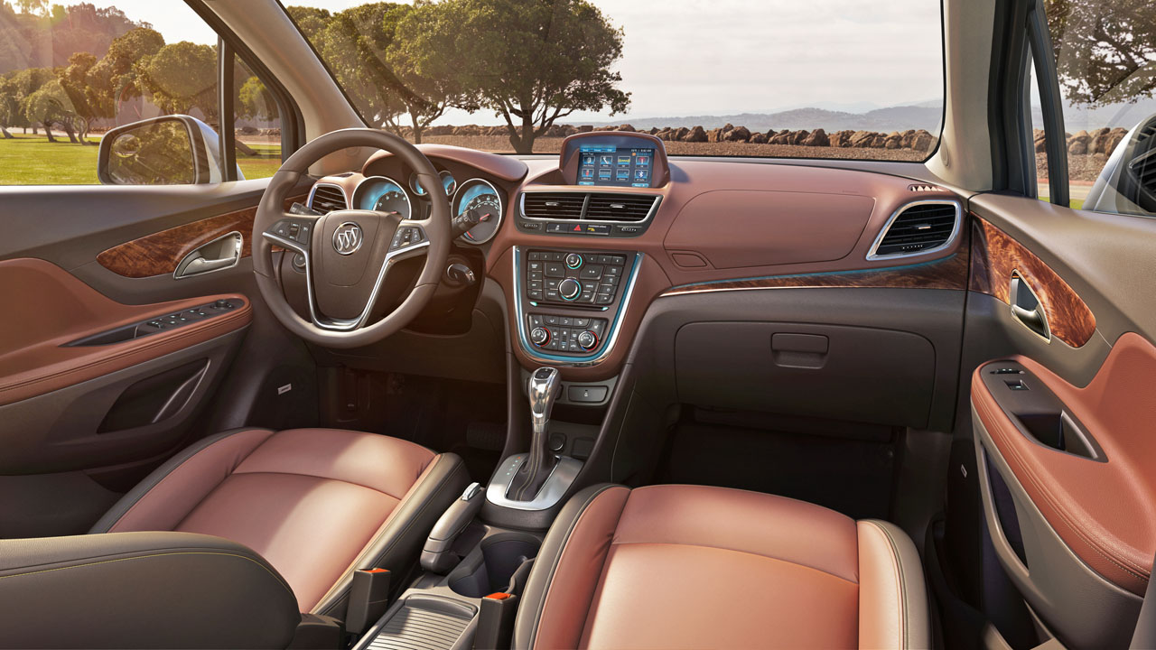 buick youtube watch encore interior review