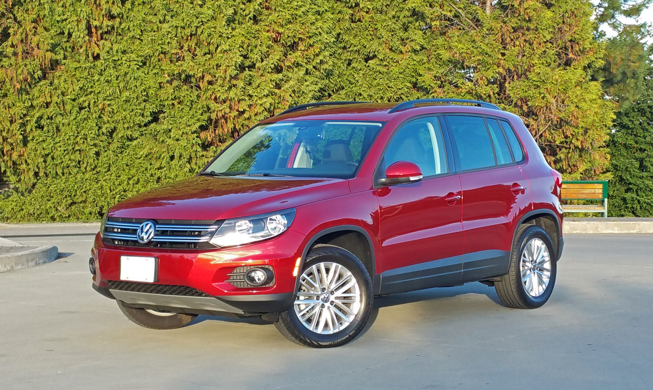 All Types tiguan length : 2015 Volkswagen Tiguan 2.0 TSI Special Edition 4Motion Road Test ...