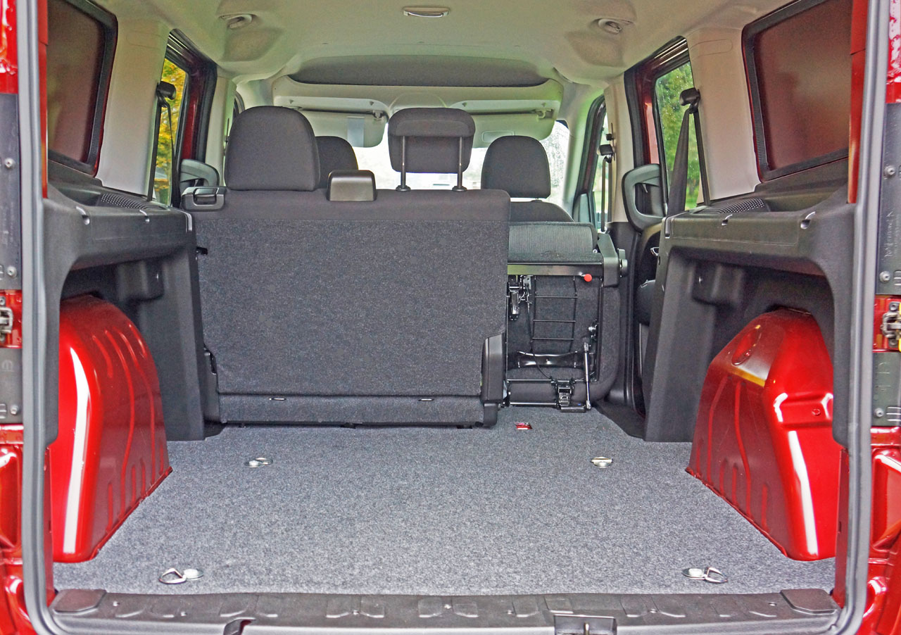 2015 Ram Promaster City Wagon Slt Road Test Review Carcostcanada