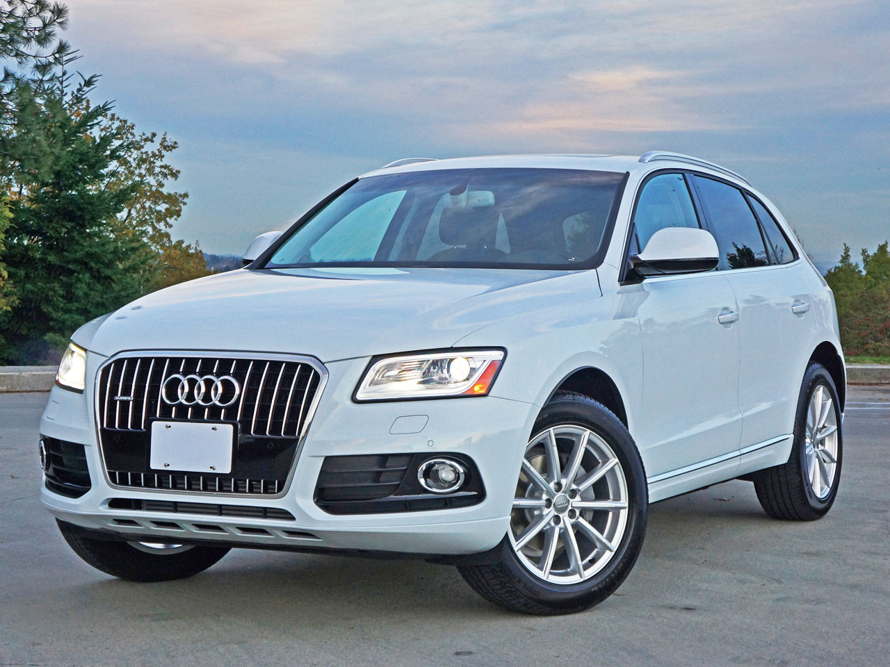 2016 Audi Q5 2 0 Tfsi Quattro Technik Road Test Review