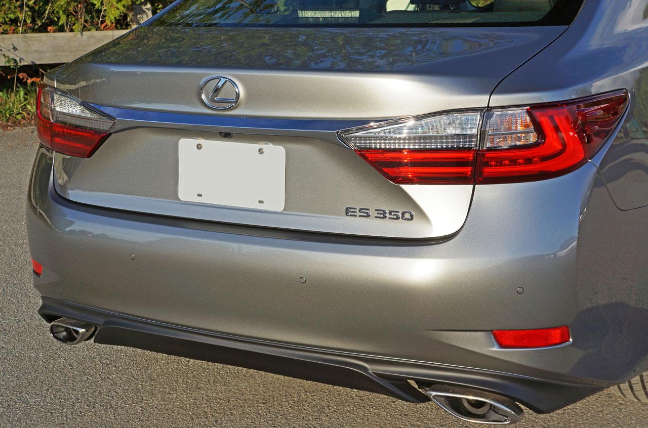 2016 Lexus Es 350 Executive Road Test Review Carcostcanada