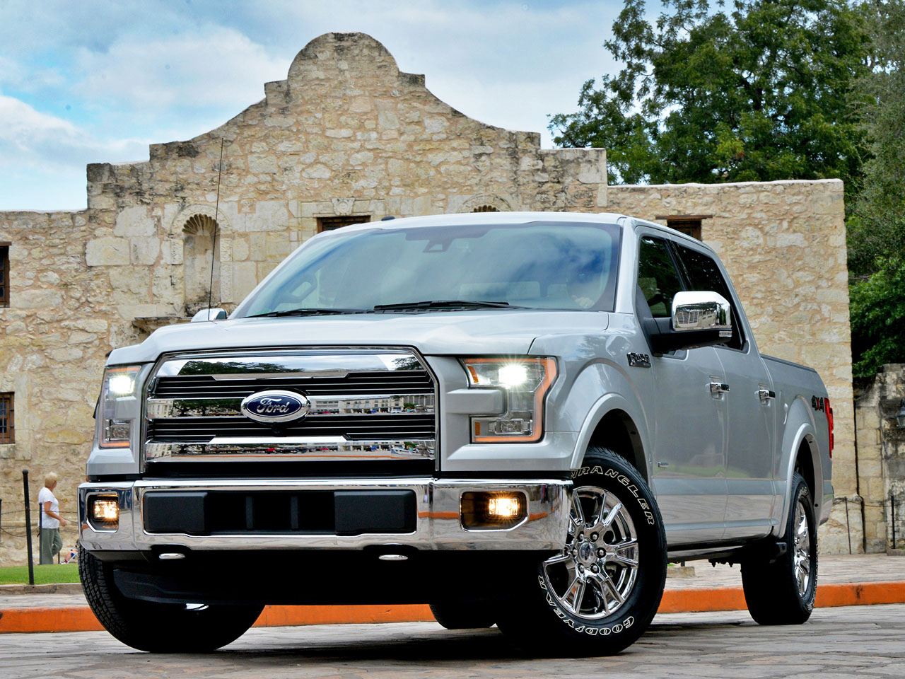 2015 Ford F-150 Lariat SuperCrew 3 5 Ecoboost 4x4 Road Test Review