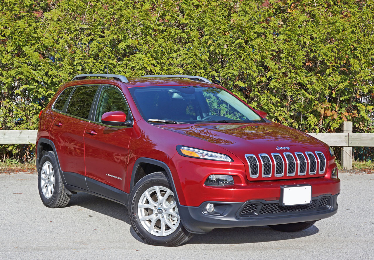 2016 Jeep Cherokee North 3 2 V6 4x4 Road Test Review