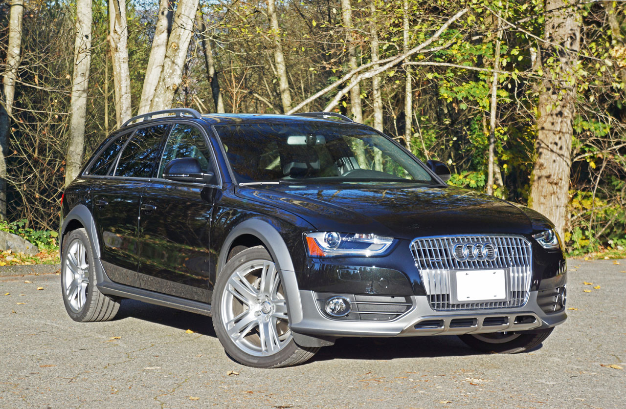 audi a4 off road review