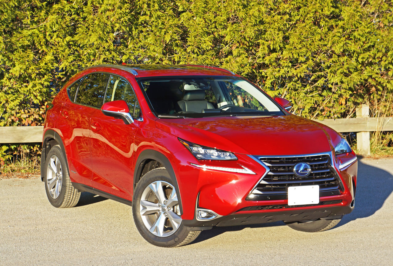 2016 Lexus NX 300h Executive Road Test Review | CarCostCanada