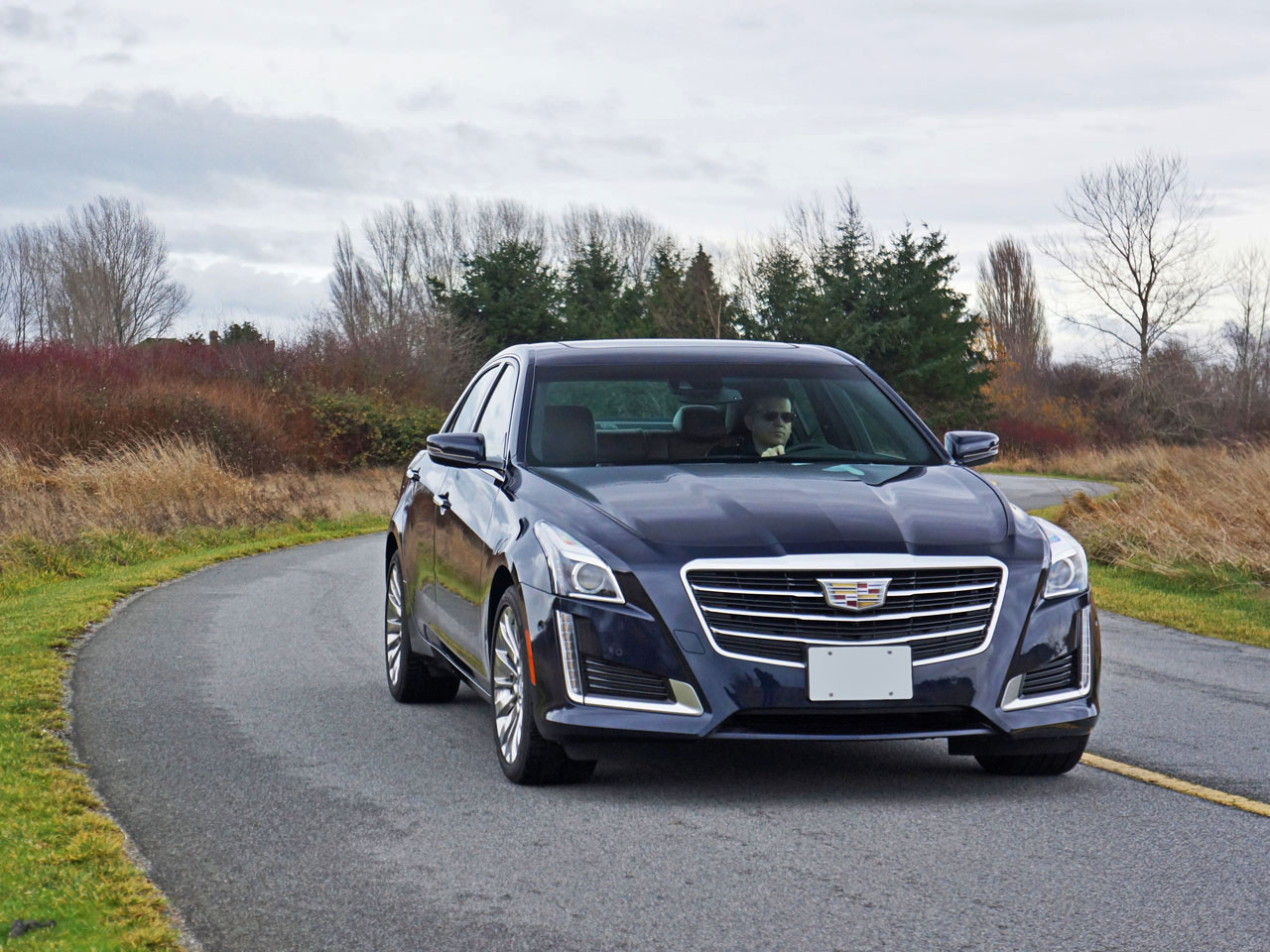 2016 Cadillac CTS 3 6L Premium AWD Road Test Review