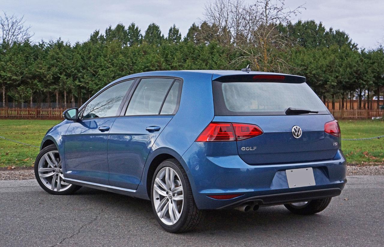 2016 Volkswagen Jetta 1.8 T Sport >> 2016 Volkswagen Golf 5 Door 1.8 TSI Highline Road Test Review   CarCostCanada