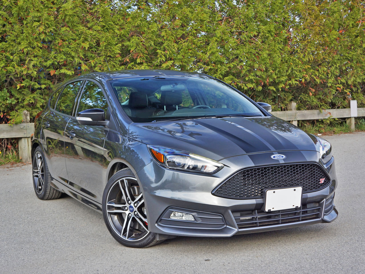 first ford focus st upgrades front en modifications performance three mountune test with quarters review news