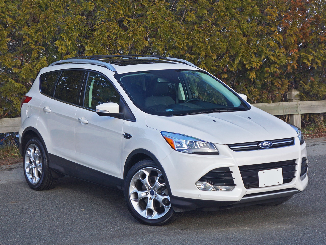 2016 ford escape titanium 4wd road test review carcostcanada