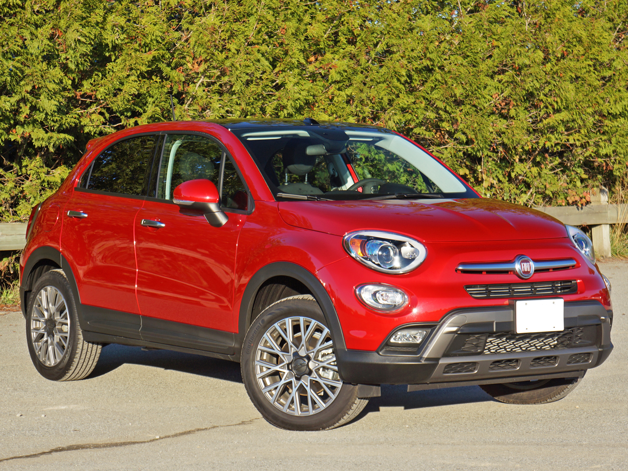 2016 Fiat 500x Trekking Plus Awd Road Test Review