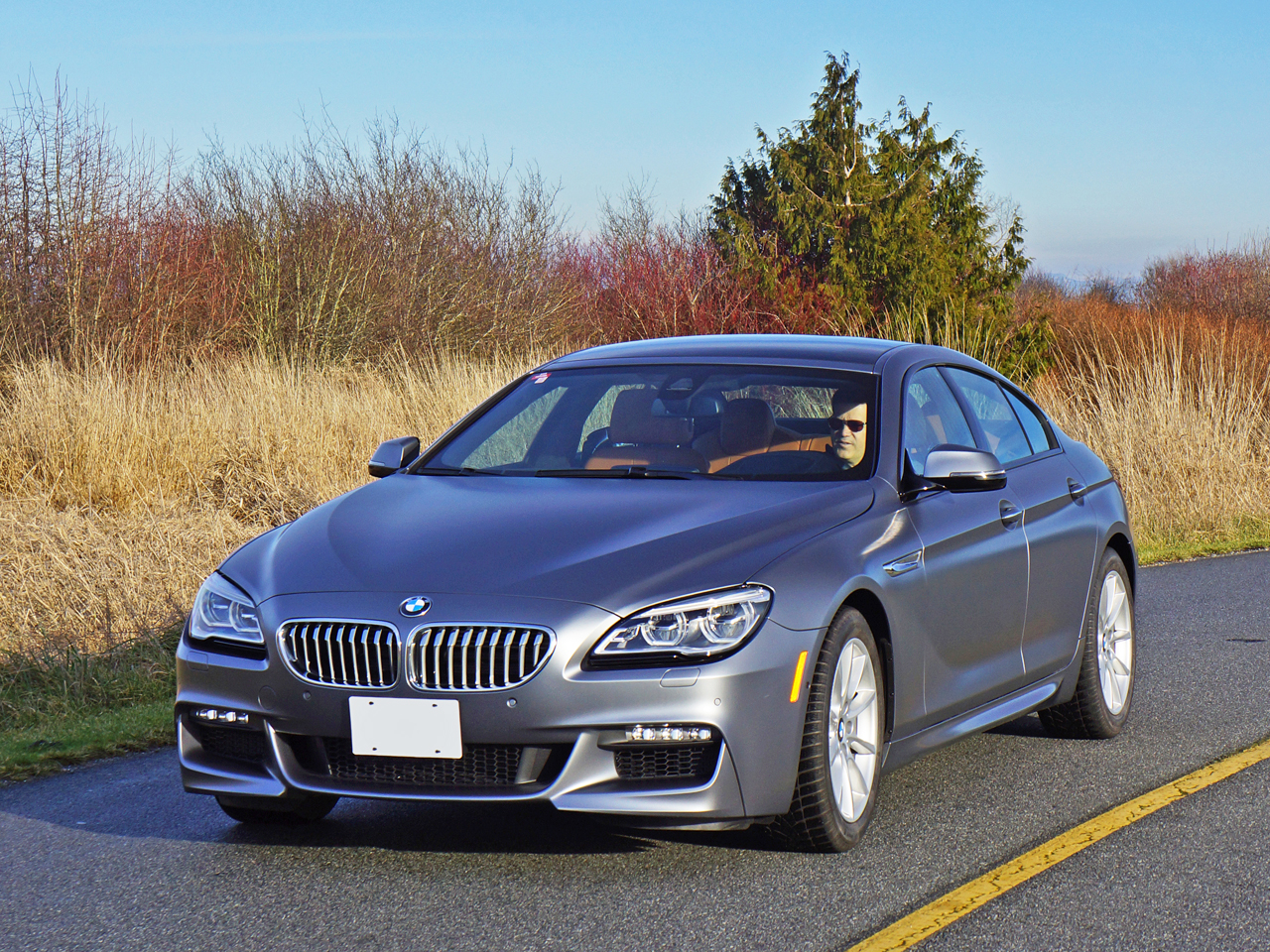 2016 bmw 650i xdrive gran coupe road test review. Black Bedroom Furniture Sets. Home Design Ideas