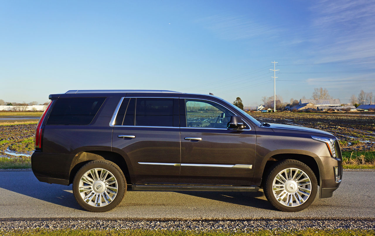 2016 cadillac escalade platinum road test review carcostcanada. Cars Review. Best American Auto & Cars Review