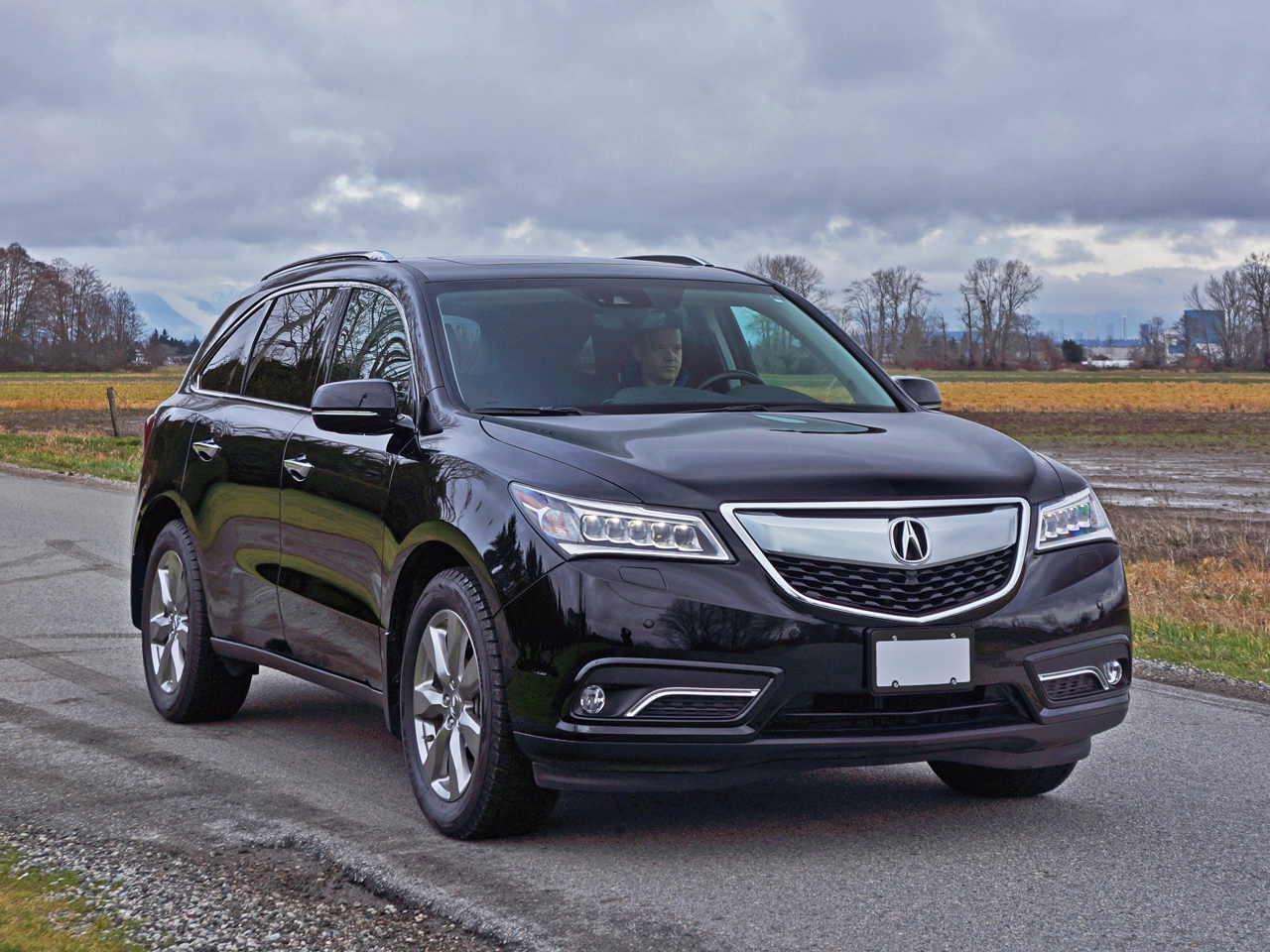 2016 Acura Mdx Sh Awd Elite Road Test Review