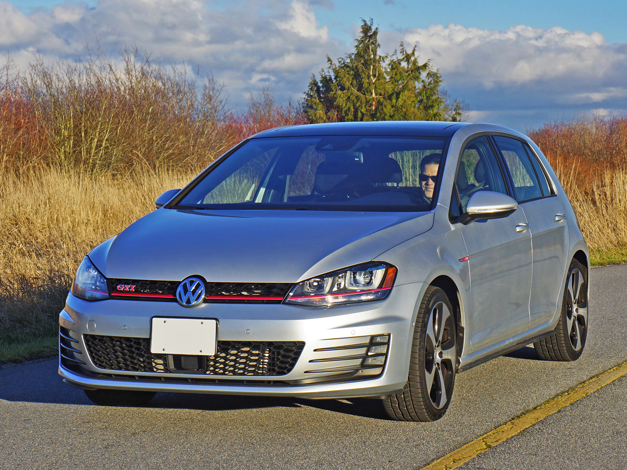 2016 Volkswagen Golf Gti Performance Dsg Road Test Review