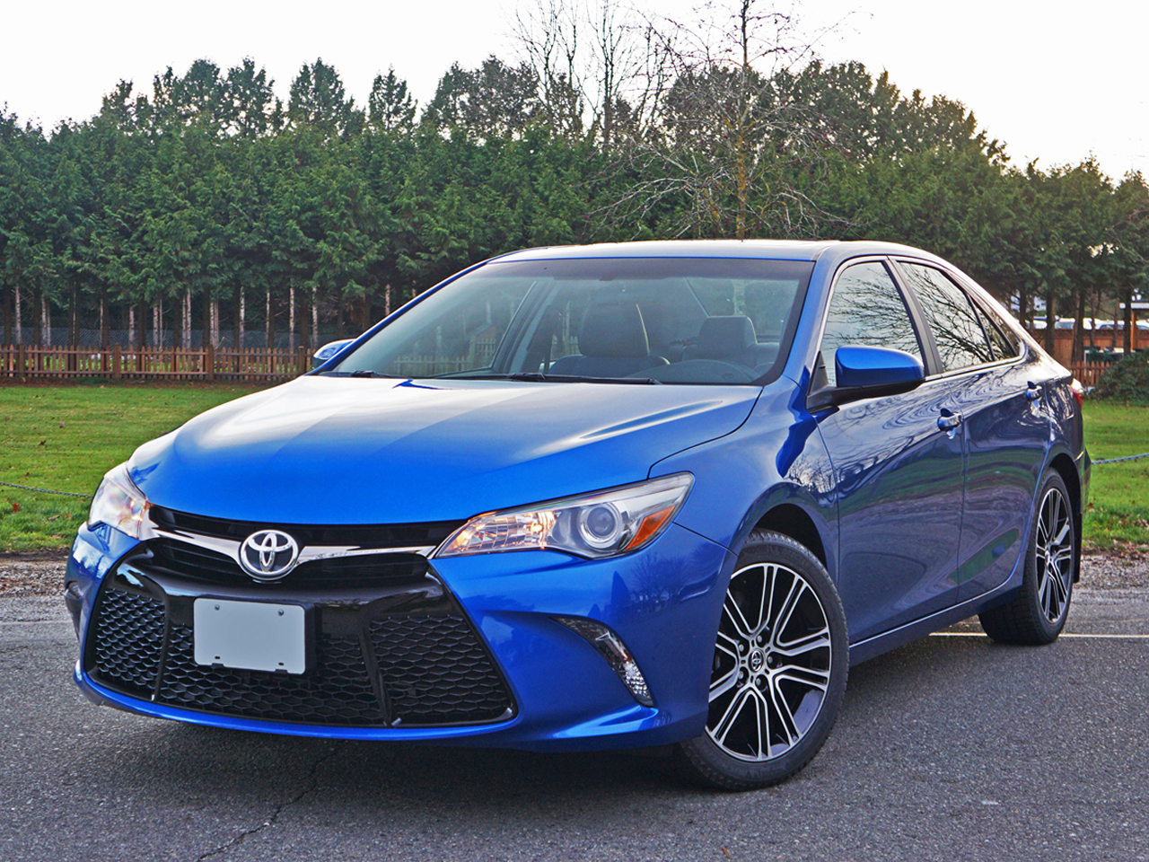 2016 Toyota Camry Se Special Edition Road Test Review