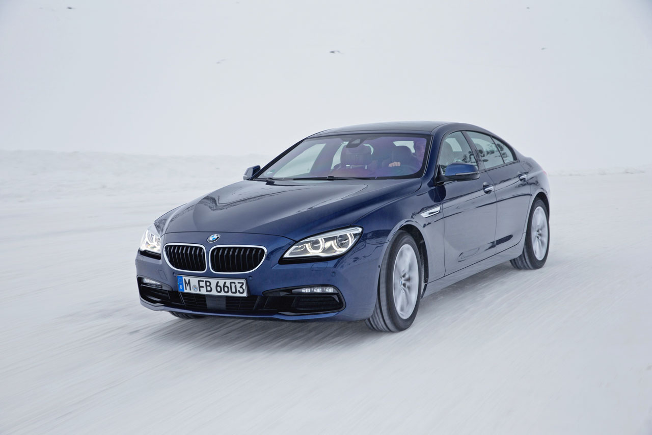 2016 bmw 640i xdrive gran coupe road test review | carcostcanada