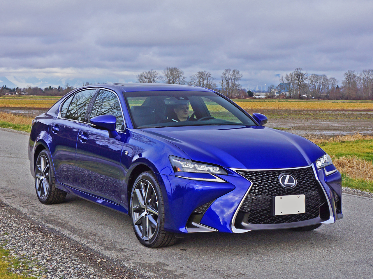 2016 lexus gs 350 awd f sport road test review carcostcanada. Black Bedroom Furniture Sets. Home Design Ideas