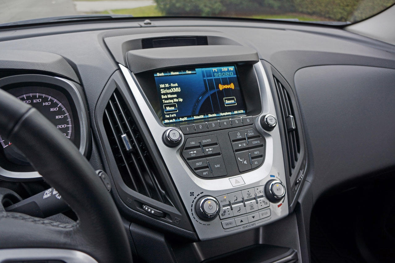 2016 Chevrolet Equinox Ltz Awd Road Test Review Carcostcanada Honda Pioneer Cargo Tray Good News Fans No Dont Get Too Excited Youll Still Have To Wait About A Year Or