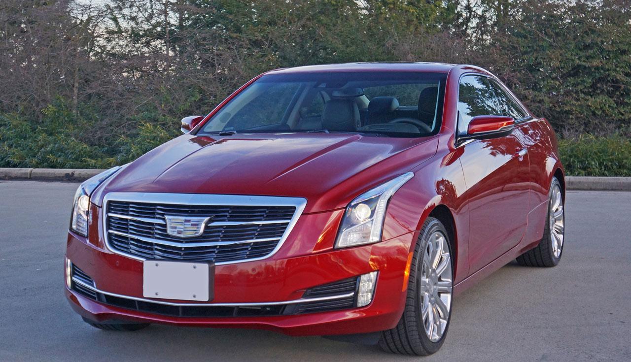 2016 cadillac ats coupe 2 0l turbo awd premium road test